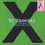 Ed Sheeran - X Pink Vinyl Edition