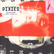 Pixies - Head Carrier Pink Vinyl Edition