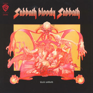Black Sabbath - Sabbath Bloody Sabbath Orange Vinyl Edition