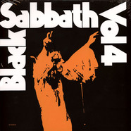 Black Sabbath - Vol. 4 Opaque Orange Vinyl Edition