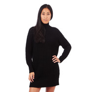 Selfhood - Knit Structure Turtleneck Sweater