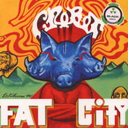Crobot - Welcome To Fat City Black Vinyl Edition