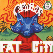 Crobot - Welcome To Fat City Blue Vinyl Edition
