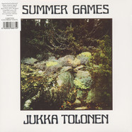 Jukka Tolonen - Summer Games Transparent Green Vinyl Edition