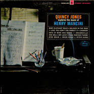 Quincy Jones - Quincy Jones Explores The Music Of Henry Mancini