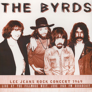 Byrds, The - Lee Jean Rock Concert 1969