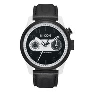 "Nixon x Star Wars - Safari Deluxe Leather Watch ""Stormtrooper"""