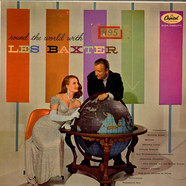 Les Baxter - 'Round The World With Les Baxter