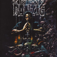 Danzig - Lost Tracks Of Danzig Clear Purple Blue Grey Marbled Vinyl Edition