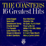 The Coasters - 16 Greatest Hits