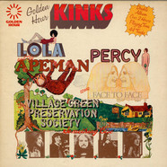The Kinks - Lola, Percy & The Apemen Come Face To Face With The Village Green Preservation Society... Something Else