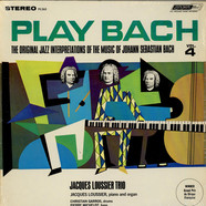 Jacques Loussier Trio - Play Bach No. 4