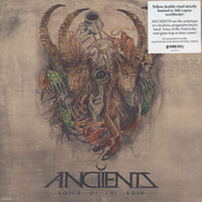 Anciients - Voice Of The Void Yellow Vinyl Edition