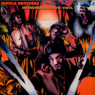 Jungle Brothers - Straight Out The Jungle (Instrumental Show Vinyl)