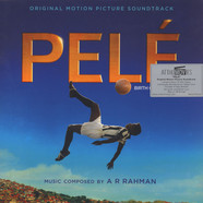 R. Rahman - OST Pele: Birth Of A Legend Yellow Vinyl Edition