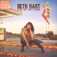 Beth Hart - Fire On The Floor Coloured Vinyl Edition