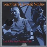 Sonny Terry & Brownie MCGhee - Live At The New Penelope Cafe