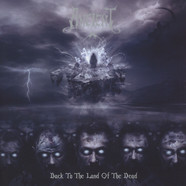 Ancient - Back To The Land Of The Dead Grey Vinyl Edition