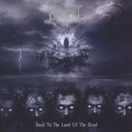 Ancient - Back To The Land Of The Dead Black Vinyl Edition