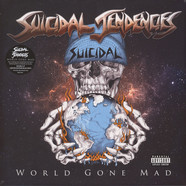 Suicidal Tendencies - World Gone Mad Blue Vinyl Edition