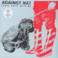 Against Me - Shape Shift With Me Transparent Vinyl Edition