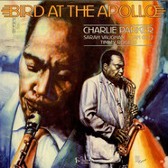 Charlie Parker - Bird At The Apollo