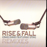 Craig David Featuring Sting - Rise & Fall (Remixes)