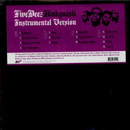 Five Deez - Kinkynasti (Instrumental Version)