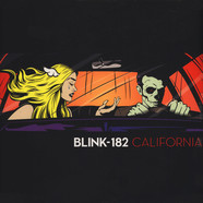 Blink 182 - California Red Vinyl Edition