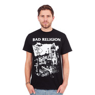 Bad Religion - The Past Is Dead T-Shirt