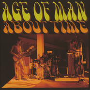 Age Of Man - About Time Colored Vinyl Edition