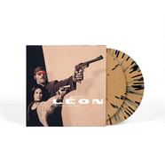 Éric Serra - OST Léon: The Professional Tan Splatter Vinyl Edition