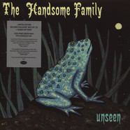 Handsome Family, The - Unseen Transparent Green Vinyl Edition