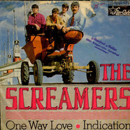 Screamers, The - One Way Love / Indication