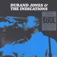 Durand Jones & The Indications - Durand Jones & The Indications Black Vinyl Edition