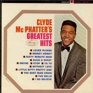 Clyde McPhatter - Clyde McPhatter's Greatest Hits