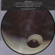 John Williams - Star Wars Episode IV - A New Hope Picture Disc Edition