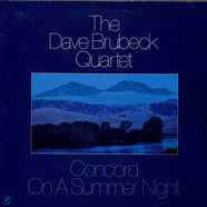 Dave Brubeck Quartet , The - Concord On A Summer Night