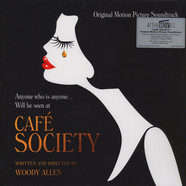 V.A. - OST Cafe Society Red Vinyl Editon