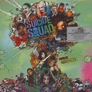 Steven Price - OST Suicide Squad Green And Purple Vinyl Edition