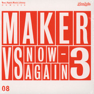 Maker - Maker Vs. Now Again Volume 3
