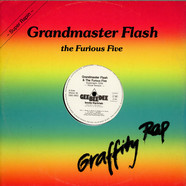 Grandmaster Flash & The Furious Five - Superrapin
