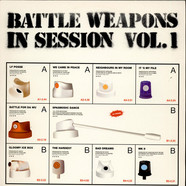 V.A. - Battle Weapons In Session Vol 1