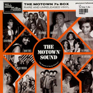 V.A. - The Motown 7s Box - Rare And Unreleased Vinyl