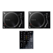 Pioneer - DJ Set (2x PLX-500 K Turntable | 1x DJM-350 Mixer) Bundle