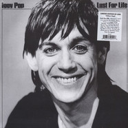 Iggy Pop - Lust For Life Yellow Vinyl Edition