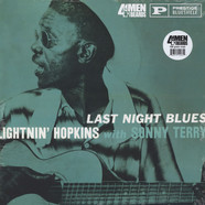 LightninHopkins & Sonny Terry - Last Night Blues