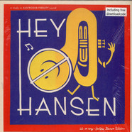Hey-O-Hansen - We So Horny - Serious Pleasure Riddims