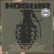 V.A. - Hostile Hip Hop White Vinyl Edition