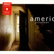 American Football - American Football LP 2 Red/Orange Starburst Vinyl Edition